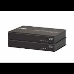 Aten CE610A KVM extender Transmitter & Receiver