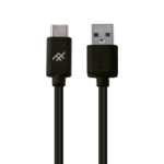 ZAGG Uniquesync mobiele telefoonkabel USB-A USB-C Zwart 1 m