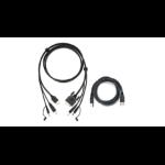 iogear G2L7H02UTAA3 KVM cable
