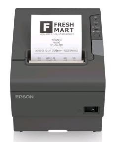 Epson TM-T88V (833): Parallel, PS, EDG, EU