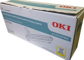 OKI 01247401 Drum kit, 14K pages