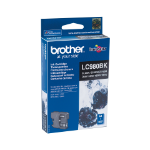 Brother LC-980BK Ink cartridge black, 300 pages, 6ml