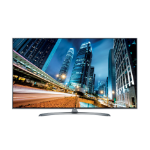 "LG 43UJ750V 43"" 4K Ultra HD Smart TV Wi-Fi Black LED TV"