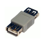 Cables Direct USB2-957 USB 2.0 USB 2.0 Grey cable interface/gender adapter