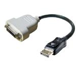 DELL DisplayPort/DVI Black, Grey