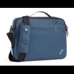 """STM Myth notebook case 33 cm (13"""") Briefcase Black, Blue"""