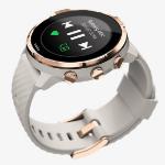 Suunto 7 sport watch Rose Gold, Sand Touchscreen 454 x 454 pixels Bluetooth