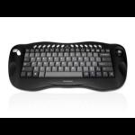 Accuratus Toughball 2 RF Wireless QWERTY UK English Black, Grey