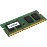Crucial CT25664BF160BJ memory module 2 GB DDR3 1600 MHz