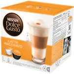 Nescafé Latte for Nescafe Dolce Gusto Machine 24 Drinks Ref 12019858 [Packed 48]
