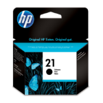 HP C9351AE (21) Printhead cartridge black, 190 pages, 5ml
