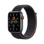Apple Watch SE OLED 44 mm Grey 4G GPS (satellite)