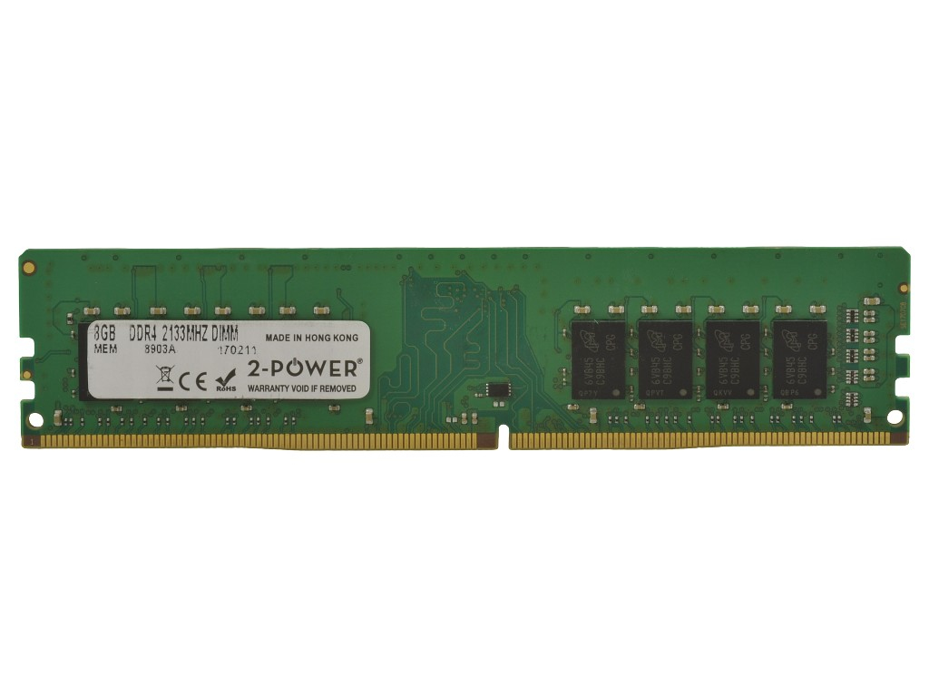 Memory 8GB DDR4 2133MHz CL15 DIMM