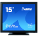 "iiyama ProLite T1531SR-B3 15"" 1024 x 768pixels Multi-touch Tabletop Black touch screen monitor"