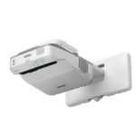 Epson EB-695WI data projector Wall-mounted projector 3500 ANSI lumens 3LCD WXGA (1280x800) White