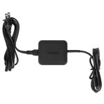 Targus APA104BT power adapter & inverter Indoor 65 W Black