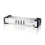 Aten CS1744 White KVM switch