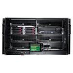 Hewlett Packard Enterprise BLc3000 Rack 1200W Zwart computerbehuizing