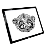 """Adesso CyberPad P2 graphic tablet Black 12 x 17"""" (304.8 x 431.8 mm)"""