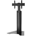 Chief MFAUB multimedia cart/stand Black Flat panel