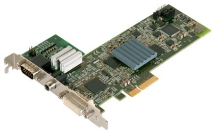 Datapath VISIONAV/F video capture board