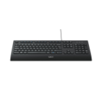 Logitech K280e keyboard USB QWERTY US International Black