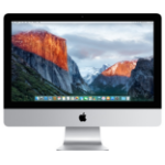 "Apple iMac 1.6GHz 21.5"" 1920 x 1080Pixeles Plata All-in-One PC"