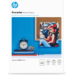 HP Q5451A photo paper A4 Black, Blue, White Semi-gloss