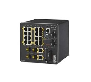 Cisco IE-2000-16TC-G-N switch Gestionado L2 Fast Ethernet (10/100) Negro