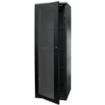 Videk VDK0159 rack cabinet 18U Freestanding rack Black