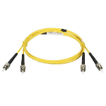 "Black Box EFN310-010M-STLC fiber optic cable 393.7"" (10 m) LC ST Yellow"