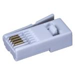 Cablenet 4 Way BT Crimp Plug BT431A