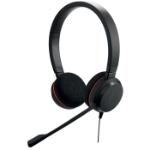 Jabra Evolve 20 USB-C UC Stereo Headset Head-band USB Type-C Black 4999-829-289