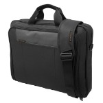 "Everki Advance 16"" notebook case 48.3 cm (19"") Briefcase Charcoal"