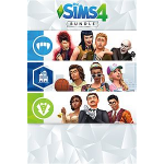 Microsoft The Sims 4 Bundle, Xbox one Video game downloadable content (DLC)
