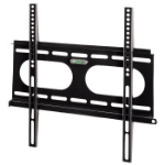 "Hama ""Next Light"" LCD/PL/LED Wall Bracket, VESA 400x400, fixed, black"