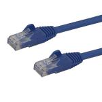 "StarTech.com N6PATC7MBL networking cable Blue 275.6"" (7 m) Cat6 U/UTP (UTP)"