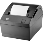 HP X3B46AA Thermal POS printer Black POS/mobile printer
