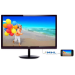 Philips LCD monitor with SmartImage lite 244E5QHSD