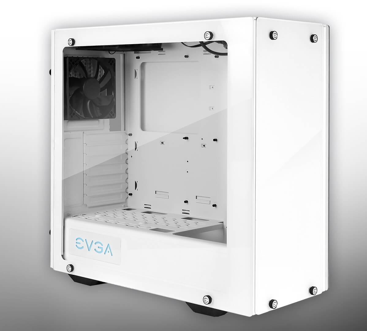 EVGA DG-77 Midi-Tower White computer case