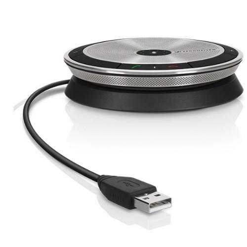 Sennheiser SP10 ML Universal USB 2.0 Silver speakerphone