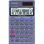 Casio SL-320TER+ calculator Pocket Basic Blue