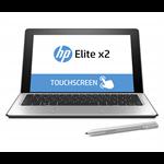 """HP Elite x2 1012 G1 1.1GHz m5-6Y54 12"""" 1920 x 1080pixels Touchscreen 3G 4G Silver"""