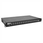Tripp Lite 16-Port USB Charger with Syncing Function