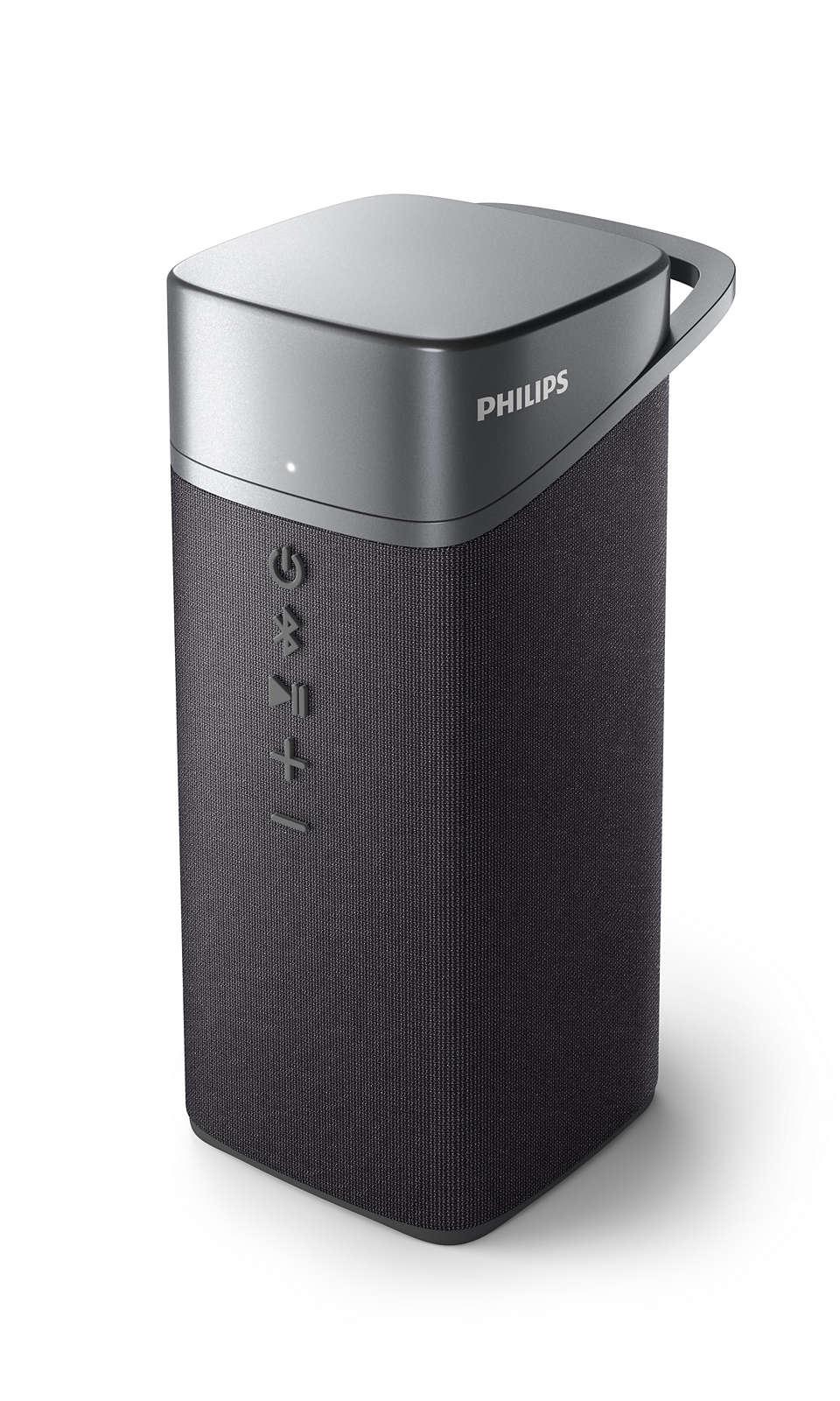 Philips TAS3505/00 portable speaker 5 W Mono portable speaker Grey