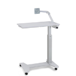 Ergotron 24-600-A68 Tablet Multimedia cart White multimedia cart/stand