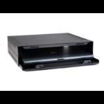 Tryten Laptop Locker Desk-mounted CPU holder Black