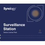 Synology CAM PACK - 8 Camera License