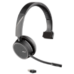 POLY Voyager 4210 UC Headset Head-band Black