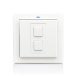 Lightwave LW201WH electrical switch White